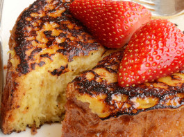 Protein french toast