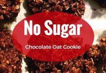 no bake cookie