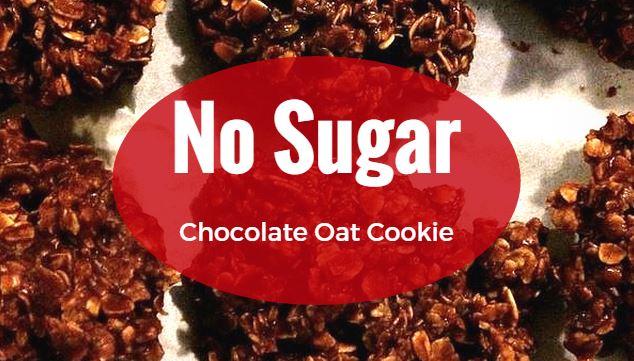 no bake cookie