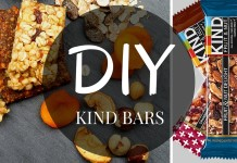 diy kind bars