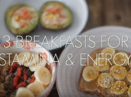 protein breakfast ideas