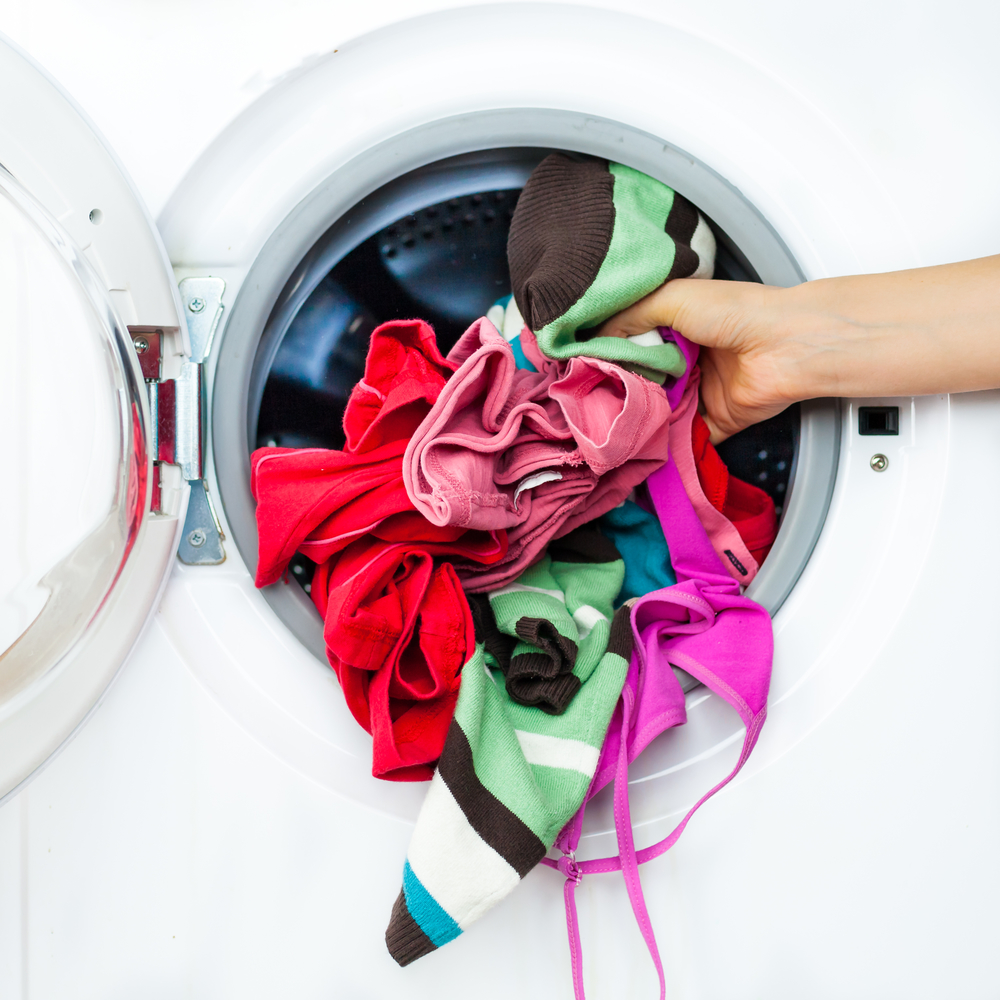How To Wash Your Workout Clothes And Save Money