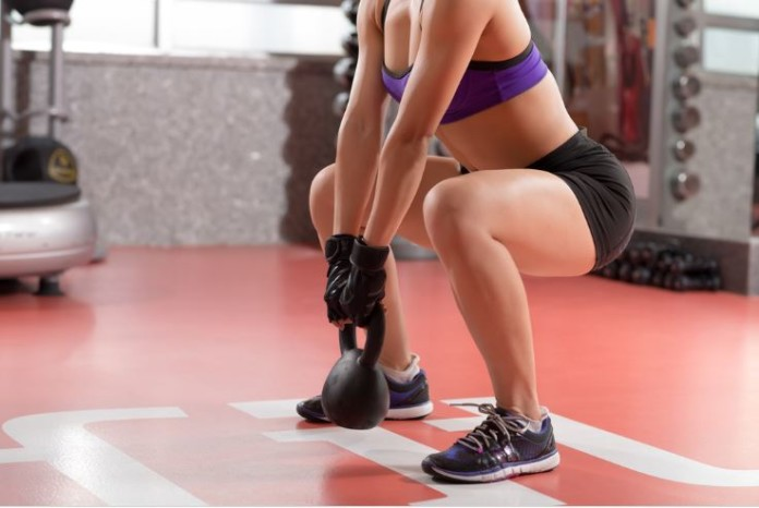 perfect squat form