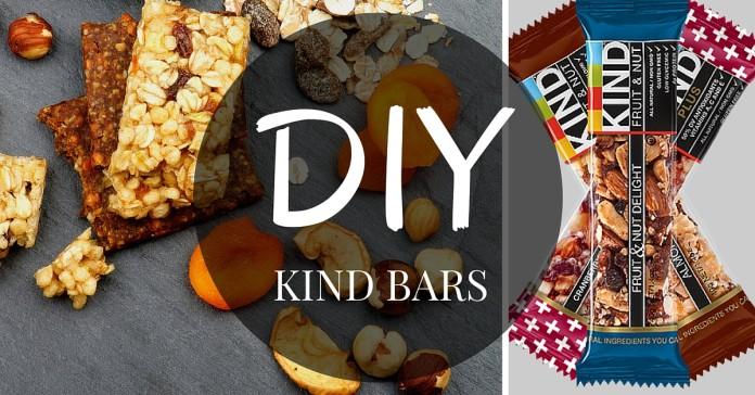 diy kind bars