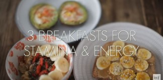 protein breakfast ideas